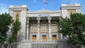 Irán protesta a Países Bajos por ataque a su embajada en La Haya