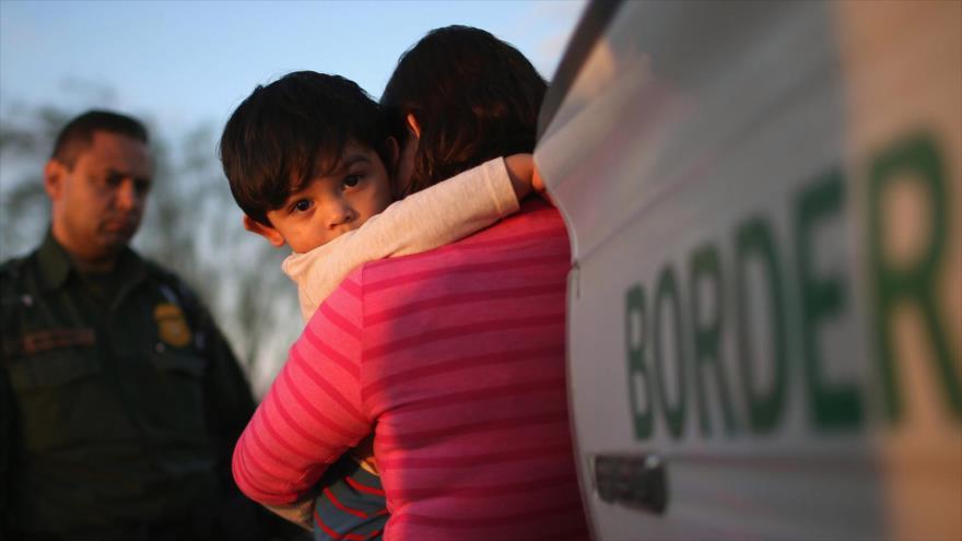EEUU 'engaña' a migrantes para ser deportados sin sus hijos