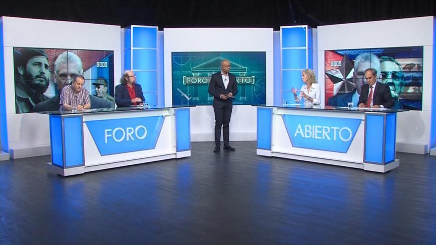 Foro Abierto; Cuba: aprueban proyecto de nueva Constitución
