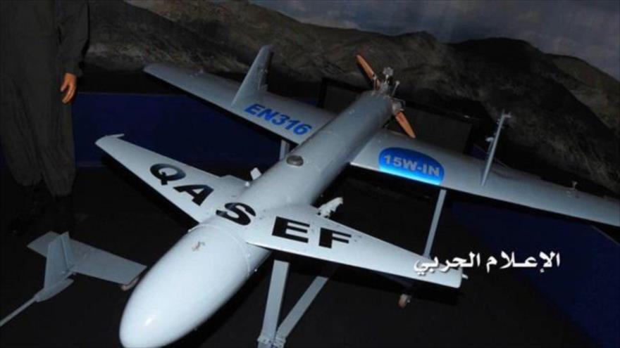 Dron yemení ataca por primera vez aeropuerto de Abu Dabi