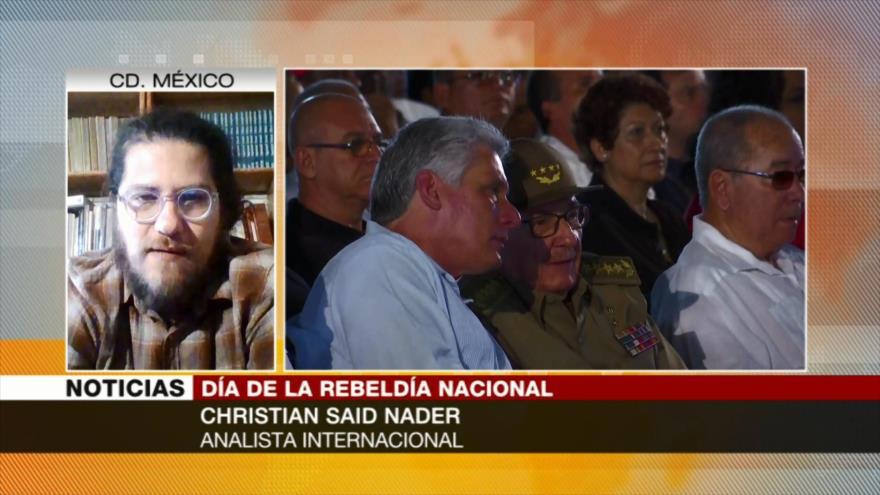 Said Nader: EEUU intenta erradicar la izquierda en América Latina