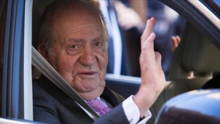 España investiga hechos delictivos del rey Juan Carlos I