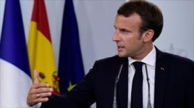 Francia rechaza diálogos UE-EEUU y llama a 'unidad' frente a Trump