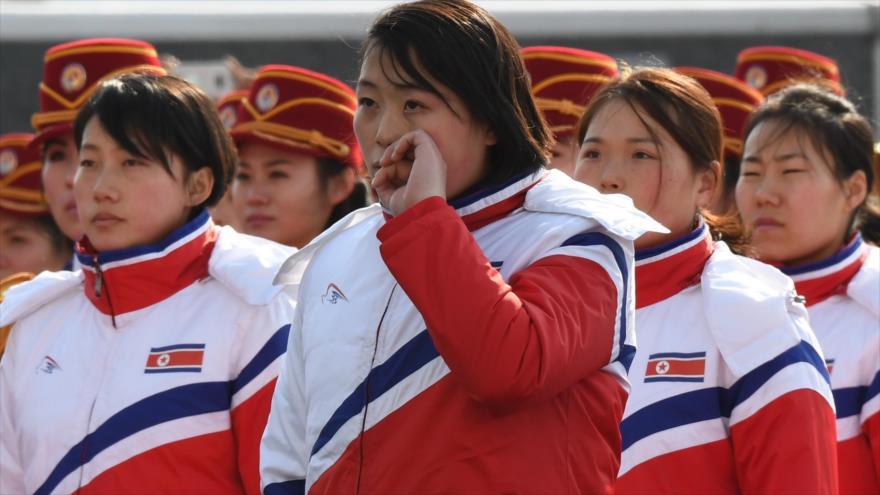 EEUU impide enviar equipos deportivos a atletas norcoreanos