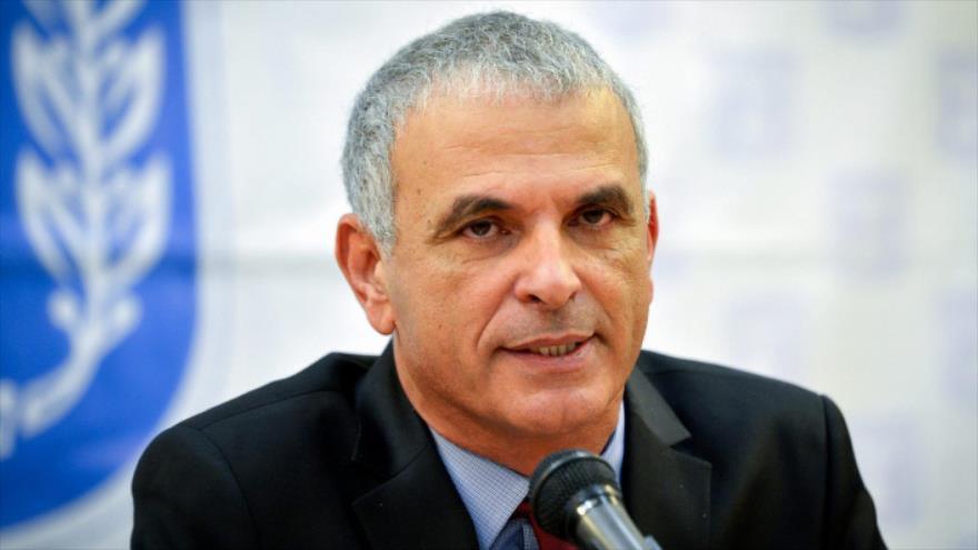 Ministro israelí admite 'error' en aprobación de ley antipalestina