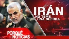 El Porqué de las Noticias: Irán no teme a amenazas de EEUU. Grupo de los BRICS desafía a Donald Trump. Cuba denuncia injerencia de Washington en países de izquierda.