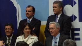 Álvaro Uribe renuncia al Senado por caso de corrupción