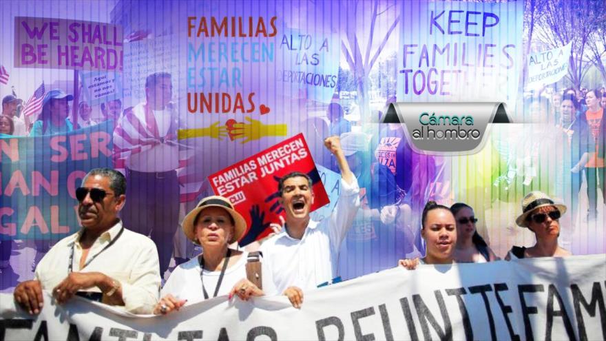 Cámara al Hombro: Crisis migratoria y familias separadas en California