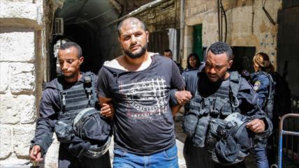 Israel cierra acceso de palestinos a la Mezquita Al-Aqsa