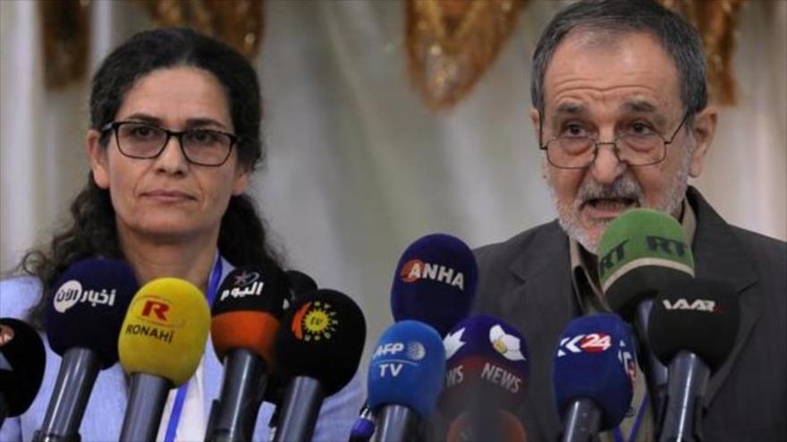 Kurdos sirios abren diálogo con Gobierno de Al-Asad