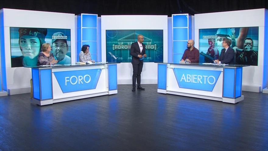 Foro Abierto; Nicaragua: Ortega descarta un adelanto electoral