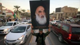 Ayatolá Sistani considera urgente que haya ya un Gobierno en Irak