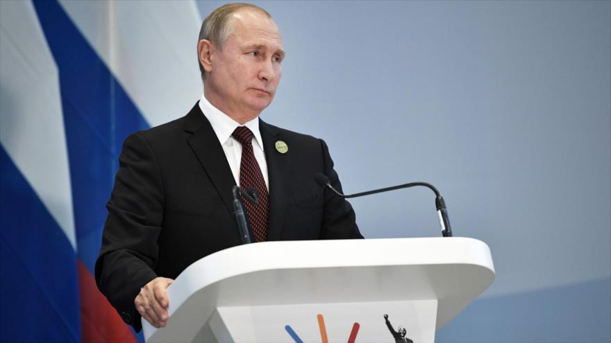 Putin, dispuesto a ir a Washington, invita a Trump a Moscú
