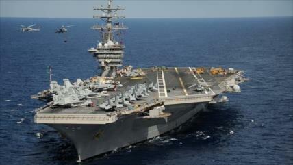 Foto: China fabrica un portaviones rival de los Nimitz de EEUU