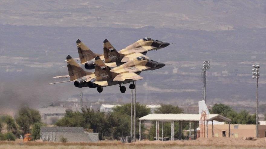 Ansarolá: Aviación yemení puede entrar en batalla ante Riad y aliados