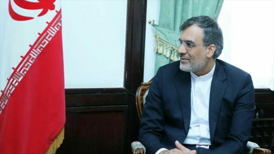 Irán llama a facilitar regreso de refugiados sirios a su patria
