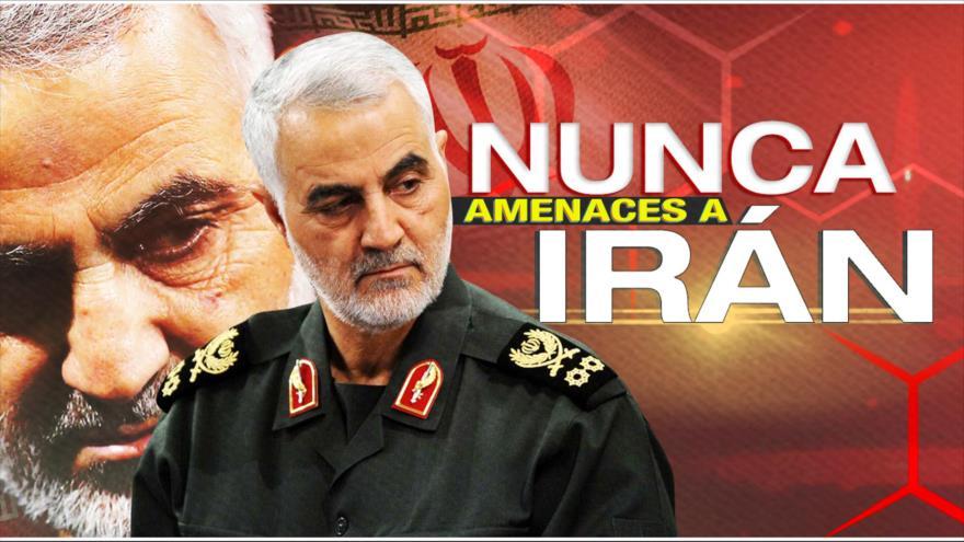 Detrás de la Razón: ¿EEUU planea lanzar misiles sobre Irán? Trump comenzaría una gran guerra