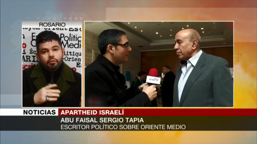 Abu Faisal: Israel expande el terrorismo en Oriente Medio