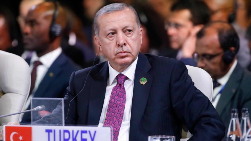 Erdogan: Turquía no cederá a amenazas de EEUU de imponer sanciones | HISPANTV