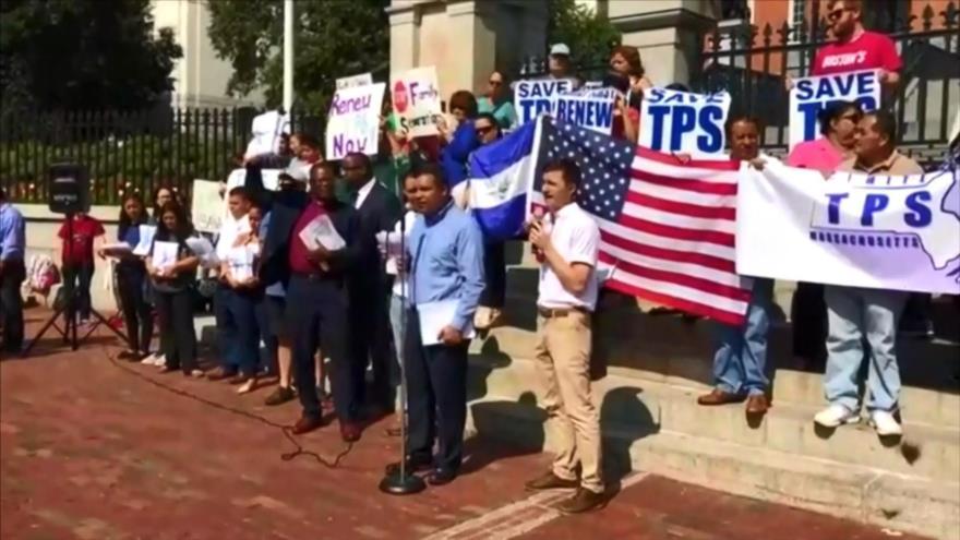 Cancelar el TPS traerá más migración sin papel en EEUU