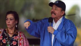 Ortega: Nicaragua está reviviendo las agresiones de EEUU