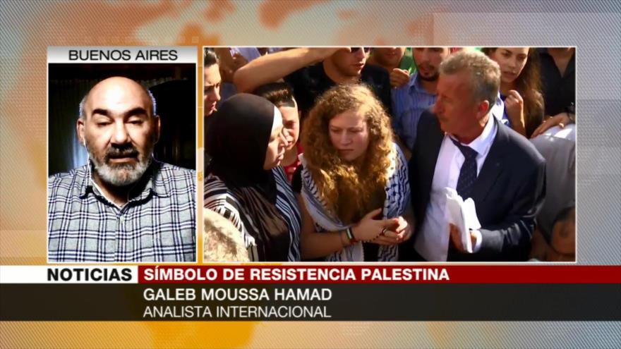 Moussa Hamad: Encarcelamientos de Israel incrementan resistencia palestina