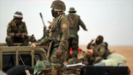 Ejército iraquí abate a decenas terroristas de Daesh