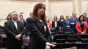 Desvelan una 'campaña anti-Kirchner' arrancada desde Londres