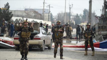EEUU insta a tropas afganas a retirarse de algunas zonas del país