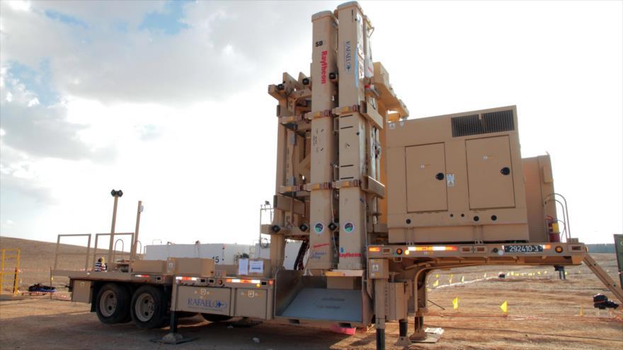 Israel admite ineficacia de nuevos antiaéreos ante misiles sirios