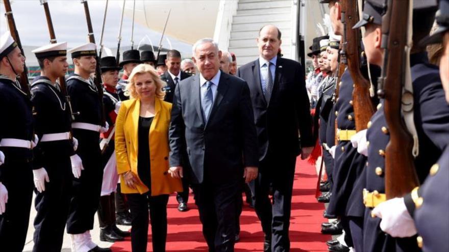 Netanyahu va a Colombia para 'impulsar traslado de embajada a Al-Quds'