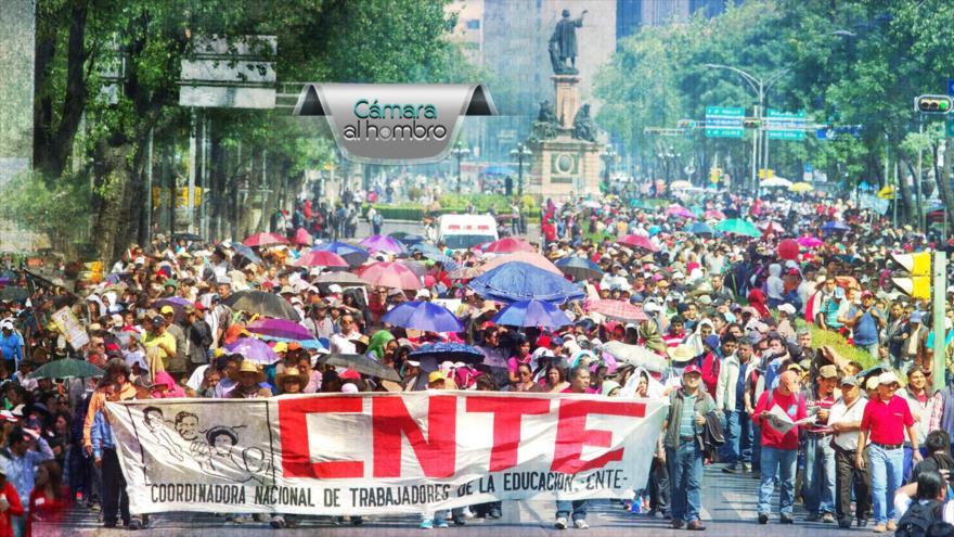 Cámara al Hombro: Marchas y plantones en la CDMX