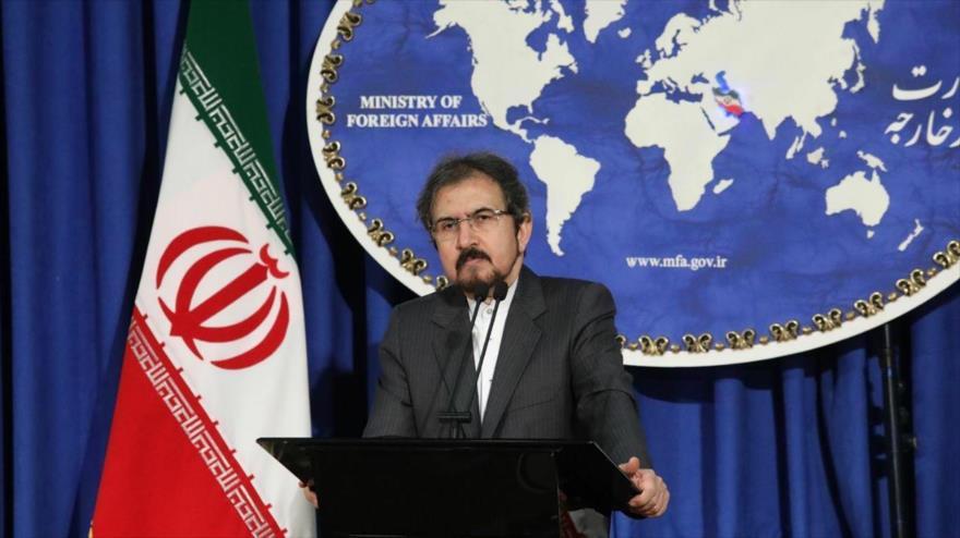 Irán rechaza negociaciones con EEUU por sus políticas hostiles