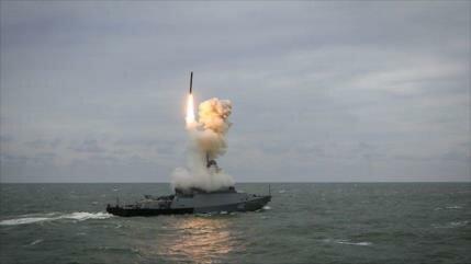 Rusia exportará a China y La India corbetas con misiles Kalibr