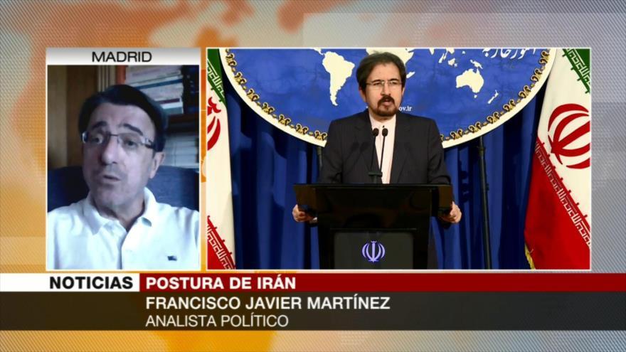 Javier Martínez: Gobierno de Trump carece de apoyo internacional