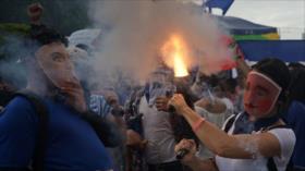 EEUU amenaza al Gobierno de Nicaragua con 'potenciales sanciones'