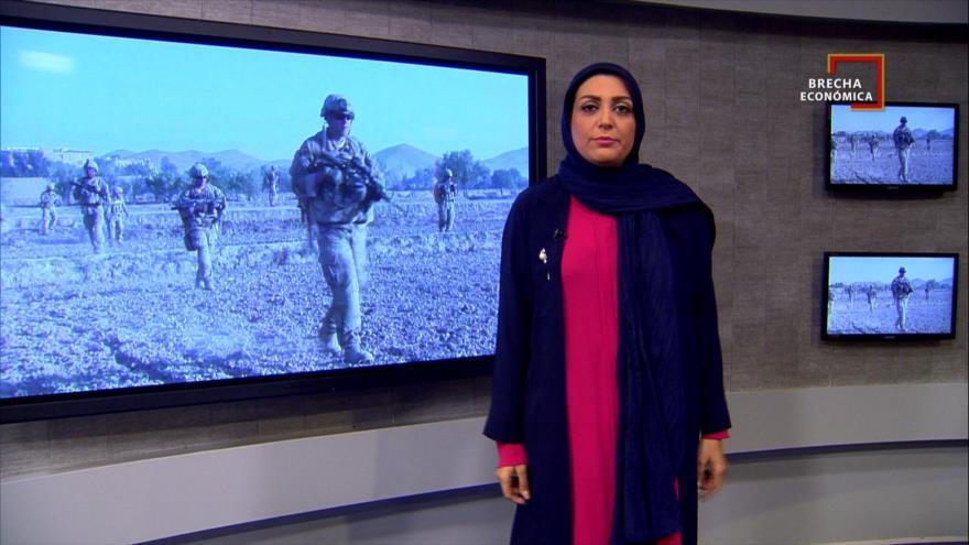 Brecha Económica; Afganistán: 17 años de evaluación del fallo de la reconstrucción de EEUU