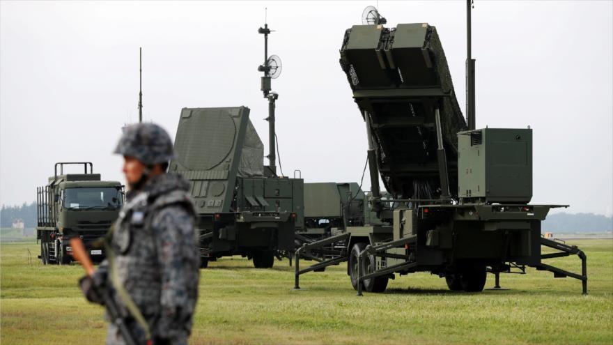 Japón retira sistemas Patriot por reducción de amenaza norcoreana