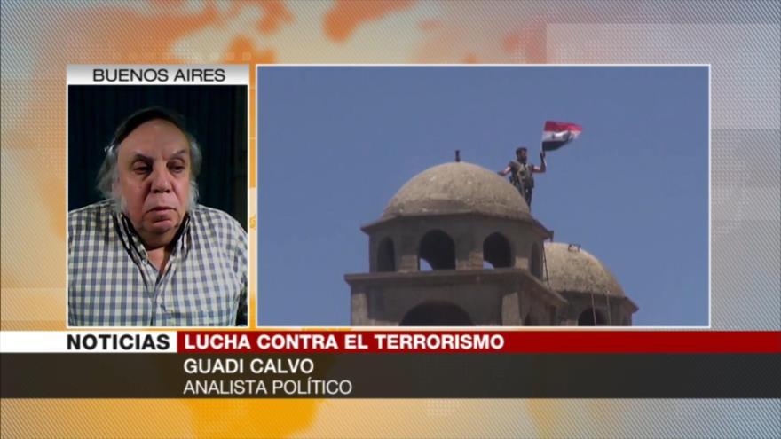 Guadi Calvo: Victorias de Ejército sirio anuncian fin de la guerra