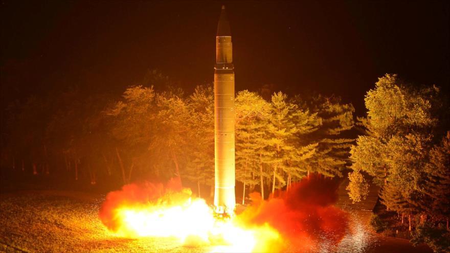 Inteligencia de EEUU: Pyongyang desarrolla nuevos misiles balísticos