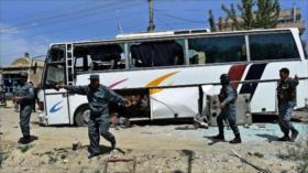 Ataque de Talibán deja 8 muertos y 40 heridos en Afganistán