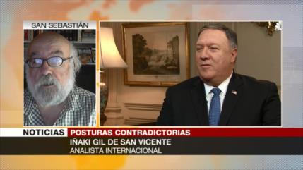 Iñaki Gil: Todo el mundo queire que EEUU vuelva al pacto nuclear