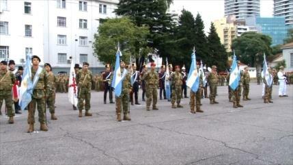 Fuerzas Armadas argentinas vuelven a controlar seguridad interior
