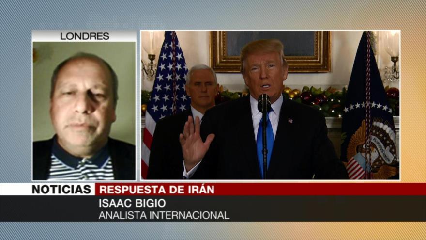 Isaac Bigio: A EEUU le preocupa Irán como potencia regional