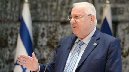 Presidente israelí dice que firmará la ley 'apartheid' en árabe