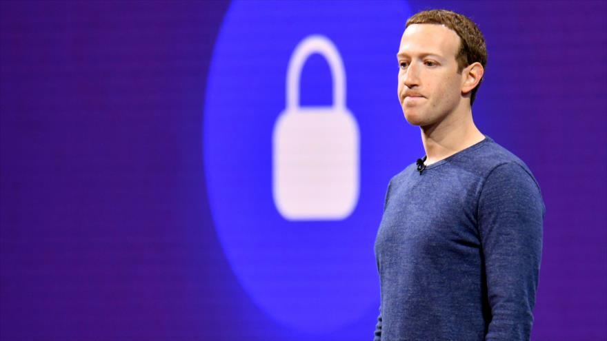 Facebook destapa plan 'coordinado' para influir en elecciones de EEUU