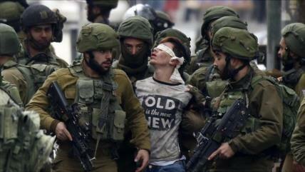 ONG palestina: Hay casi 300 menores en cárceles de Israel