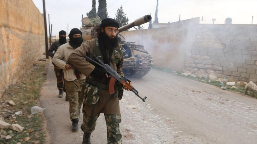 Rusia: Terroristas de Frente Al-Nusra deben ser erradicados de Idlib