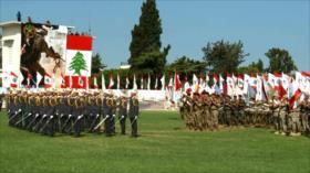 El Líbano celebra el Día de las Fuerzas Armadas