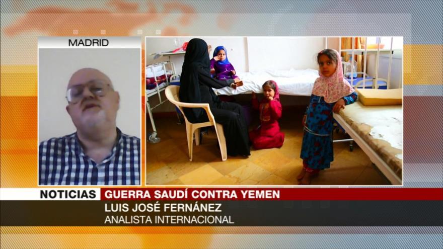 Fernández: Occidente es cómplice de crímenes saudíes en Yemen